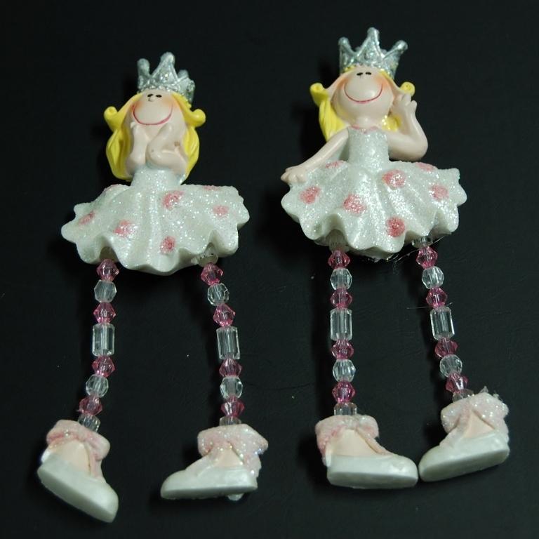 Μαγνητάκια Πριγκίπισσα 13cm