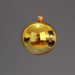 Μπάλες Χριστουγεννιάτικες γυάλινες
