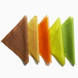 104f344c28a0 Μαντήλι Οργαντίνα Τετράγωνο Χρώμα 36x36cm