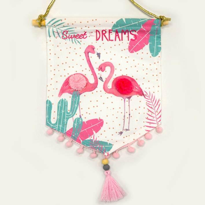 banner-flamingo-28cm