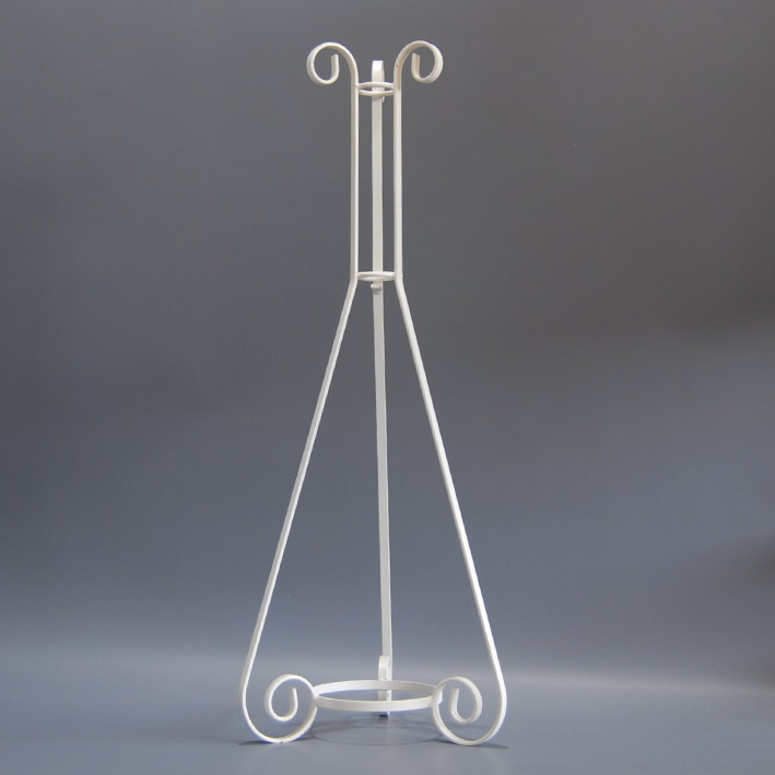 vasi-lampadas-vaptisis-metalliki-85cm